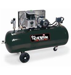 Compresor de correas con ruedas CA-AB200/3T de Cevik