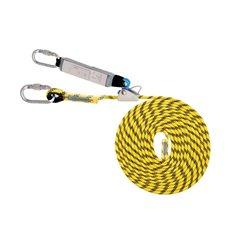Cuerda+altochut 81233/12mm-30mt abs+mos de safetop