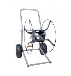 Carro metal portamanguera techno120 9806086 de aqua