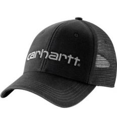 Gorra dunmore 101195001 negra de carhartt