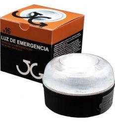 Baliza emergencia led v16 de jg señalizacion