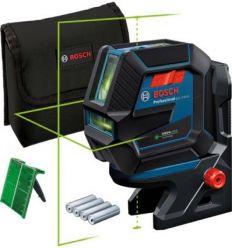 Nivel laser gcl 2-50g+rm10+funda de bosch construccion / industria