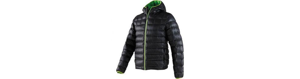 Parkas, chaquetas y chalecos